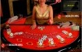 Karina dealing VIP blackjack at 888