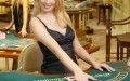 Vija at a Playtech blackjack table