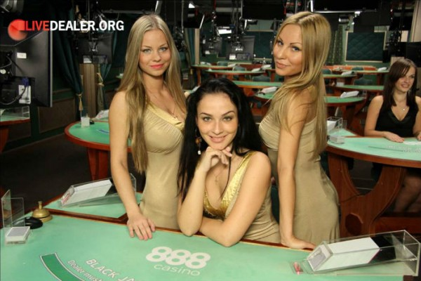 live dealers at 888 casino