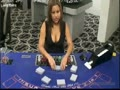 Card trick...keep your eyes on the cards