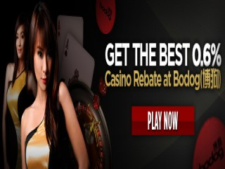 BODOG88 LIVE DEALER CASINO LAUNCHED